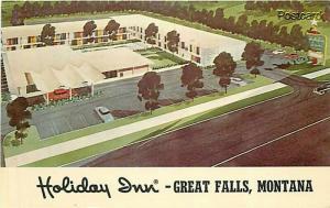 MT, Great Falls, Montana, Holiday Inn