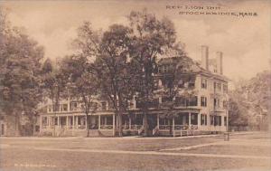 Massachusetts Stockbridge Red Lion Inn