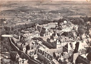 Les Remparts et Petit Seminaire Langres France 1957