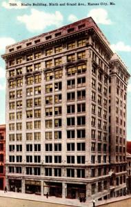 Missouri Kansas City Rialto Building