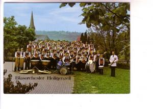 Large Brass and Drum Band, Blasorchester Heiligenzell, Germany