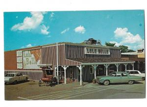 Lulu Belle Restaurant and Bar in the Heart of Old Scottsdale Arizona Bob Petley