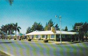 Florida Saint Petersburg Doll House Motel