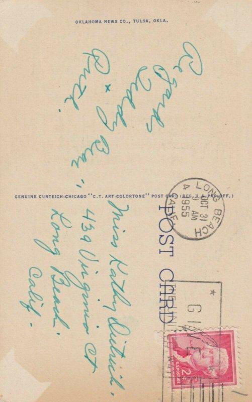 TULSA , Oklahoma , 1930-40s : First National Bank