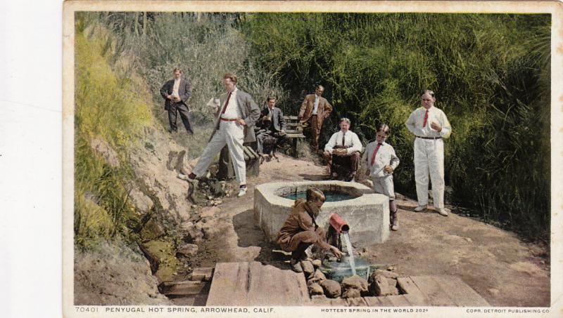 Penyugal Hot Spring , ARROWHEAD , California , 00-10s