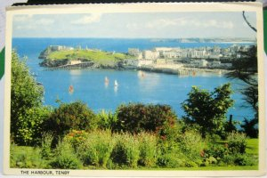 Wales The Harbour Tenby - unposted