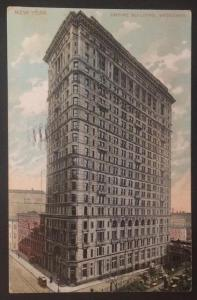 New York Empire Building Broadway No 114 1908