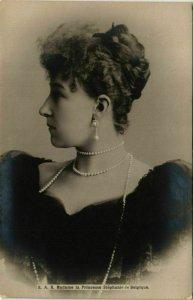 CPA AK SAR Madame la Princesse Stephanie BELGIAN ROYALTY (844192)