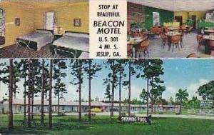 Georgia Jessup Beacon Motel & Interior Views