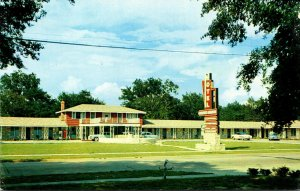 Florida Pensacola Marble Manor Motel U S 90 & 98 West