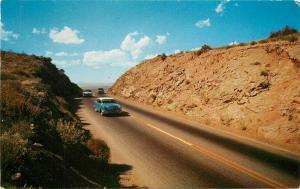 Autos 1950s Las Cruces New Mexico Summit Augustine Pass Petley 12643