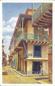 Columbia Cartagena Balcones Tipicos, Colonial