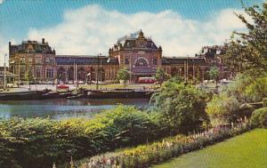 Netherlands Groningen Railroad Station