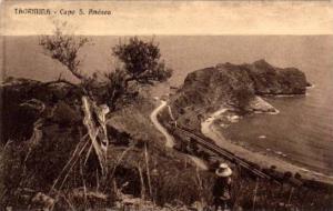 Capo S. Andrea, Taormina (Sicily), Italy, 1900-1910s