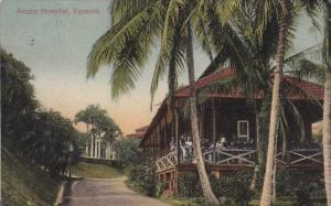 Panama Ancon Hospital 1910