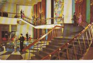 New York Kiamesha Lake The Concord Hotel Lobby 1972