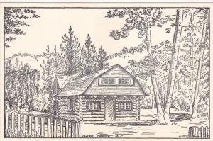 Gray Creek Auto Camp, Kootenay Lake , B.C. , Canada , 50-70s #2