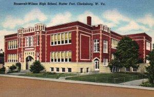 Roosevelt-Wilson High School,Nutte Fort,Clarksburg,WV