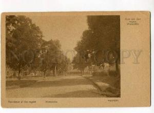 271034 INDONESIA HOLLAND INDIA Wonosobo Residence of regent PC