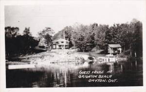RP: Guest House at Brighton Beach, DAYTON , Ontario , Canada ,30-40s