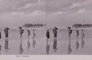 TUCK Seaside Pictures , Happy Paddlers , UK , 00-10s