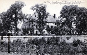 THE VILLA GOOD MOOD - View of Orphans of War Colony of Evangelical Mission 1920s