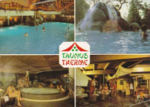 Taunus Therme , Hotwhirl-Pool , BAD HOMBURG v.d.H. , Germany , 50-70s