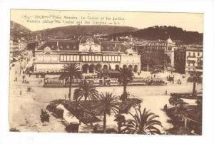 NICE, France, PU-1917 , Place Massena