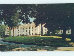 Pre-1980 ROBERT E LEE HALL MAIN BUILDING Asheville North Carolina NC F9723