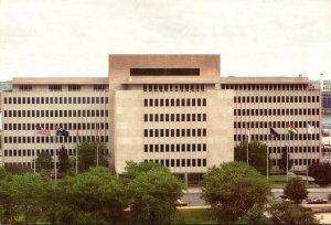 Illinois Peoria Caterpillar Administration Building