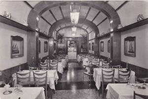 RP, Interior- Ristorante, G. Sabatini & Figlio, Firenze (Tuscany), Italy, 195...