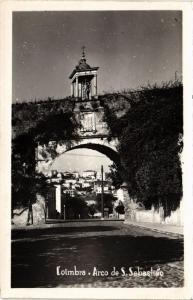 CPA Coimbra- Arco de S. Sebastiao, PORTUGAL (760773)
