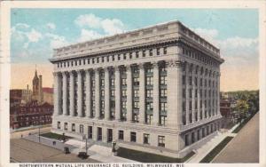 Wisconsin Milwaukee Northwestern Mutual Life Insurance Company Building 1929 ...