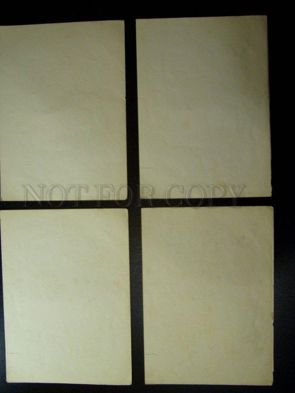 138023 1888 BEM Boehm mushrooms Book with 8 Lithographs