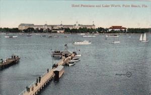 Florida Palm Beach Hotel Poinciana and Lake Worth