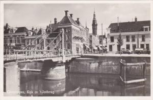 RP; GRONINGEN, Netherlands; Kijk in 'tJatburg, Bridge, Classic Cars, 1930s
