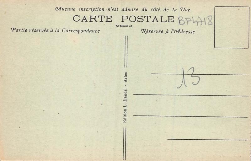 BF4718 cloitre saint trophime galerie arles france