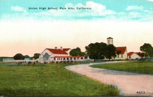 California Palo Alto Union High School