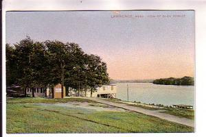 View of the Forest, Lawrence, Massachusetts, Mason Bros, Printed in Germany