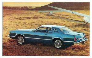 1977 Ford LTD II Brougham 2-Door Hardtop Postcard *5C