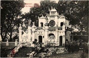 CPA AK INDOCHINA Tonkin Pagode du Grand Bouddha VIETNAM (956757)