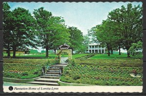 Tennessee, Hurricane Mills - Loretta Lynn's Plantation - [TN-052X]