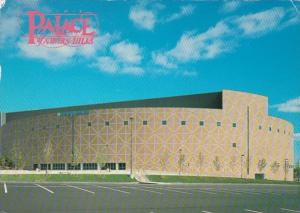 Michigan Auburn Hills The Palace Home Of Detroit Pistons 1997