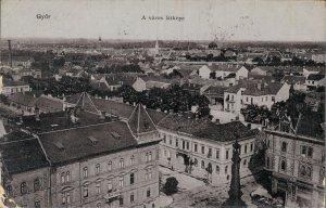 Hungary Győr A Város Látképe 05.31