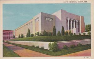 Nebraska Omaha The Joslyn Memorial Curteich
