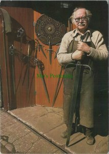 Scotland Postcard - David The Smith, Buchanan Smithy, Loch Lomond RR10839