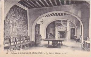 France Chateau Chaumont-Sur-Loire La Salle a anger