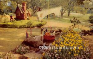 Knott's Berry Farm, Ghost Town, California, CA, USA Postcard General Mer...