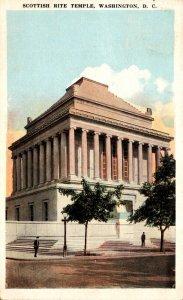 Washington D C Scottish Rite Temple 1921
