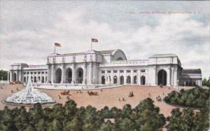 Union Railroad Station Washington D C